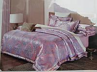 Атласное постельное белье.Двухспальное.180х220. Подарочная упаковка.