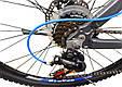 """Горный велосипед SPARTO TN 7329 29"""",18"""" Серый / Синий, фото 9"""