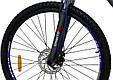 """Горный велосипед SPARTO TN 7329 29"""",18"""" Серый / Синий, фото 7"""