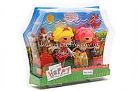 Игровой набор для девочек Куклы Лалалупси с питомцами, фото 1