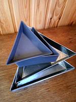 Розетки для образцов зерна металлические