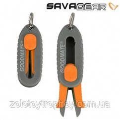 Микро ножницы для плетенных материалов Savage Gear Micro Line & Braid Cutter