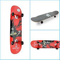 Скейтборд COBRA MITE MINSTREL для детей и подростков, до 85 кг