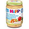 Пюре HiPP Овощи с морской рыбой, 190 г