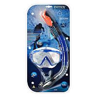 Набор для плаванияIntex 55962, маска (55981), трубка (55924), професиональная серия