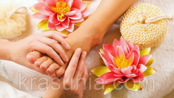 Кратко о тайском массаже ног