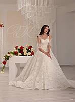Свадебное платье модель № 1520