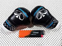 Перчатки боксерские мини сувенир подвеска в авто черный верх Део