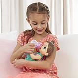 Baby Alive Кукла пупс Малышка Фея брюнетка Face Paint Fairy, фото 3