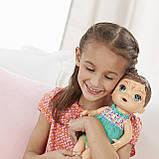 Baby Alive Кукла пупс Малышка Фея брюнетка Face Paint Fairy, фото 4