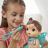 Baby Alive Кукла пупс Малышка Фея брюнетка Face Paint Fairy, фото 5