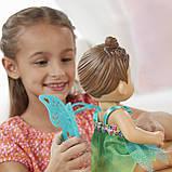 Baby Alive Кукла пупс Малышка Фея брюнетка Face Paint Fairy, фото 6