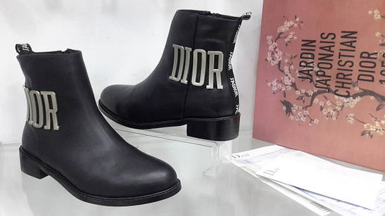 Ботинки женские Dior  продажа, цена в Ровно. ботильоны, ботинки ... 1d406b38267