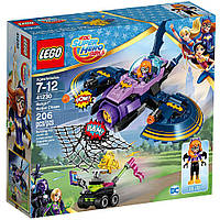 Lego DC Super Hero Girls Лего Супер Герои Бэтгёрл погоня на реактивном самолёте  41230