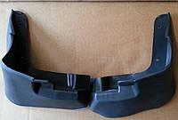 Брызговики Ланос передние мягкие,Брызговики Ланос-Сенс,резиновые левый+правый