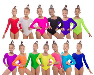Купальники для танцев и гимнастики