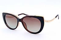 Солнцезащитные поляризационные очки BVLGARI, реплика, 751626