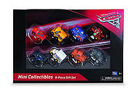 Набор Молния Маккуин Тачки 3 Cars 3 из 8 машинок