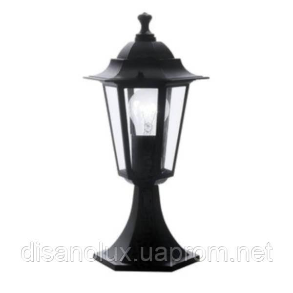 Светильник садово-парковый   DK 4013 E27 60W черный IP44