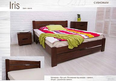 Кровать односпальная Айрис с изножьем