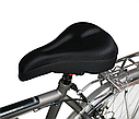 Гелева накладка на велосипедне сідло, фото 5