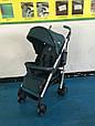 Прогулочная коляска-трость CARRELLO Arena  Jasper Green, фото 2
