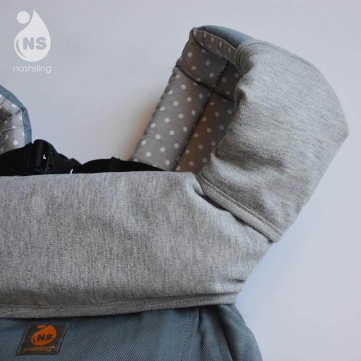 Комплект аксессуаров для эрго-рюкзака накладки + нагрудник