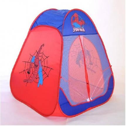 Детская игровая палатка 810 Человек-паук Spider-Man, фото 2