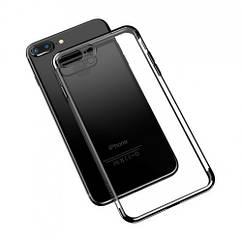 Силіконовий бампер Iphone 7