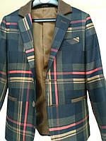 Пиджак детский в полоску размеры - 104,110,116
