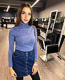 Жіноча джинсова спідниця, фото 2