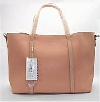 Женская сумочка DAVID DJONES розового цвета CER-978972, фото 1