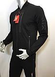 Мужской спортивный костюм Reebok из трикотажа копия, фото 6