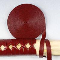 Цукамаки (оплетка рукояти) красный