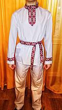 Український костюм для хлопчика