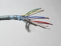 Комбинированный кабель видео наблюдения 4+1