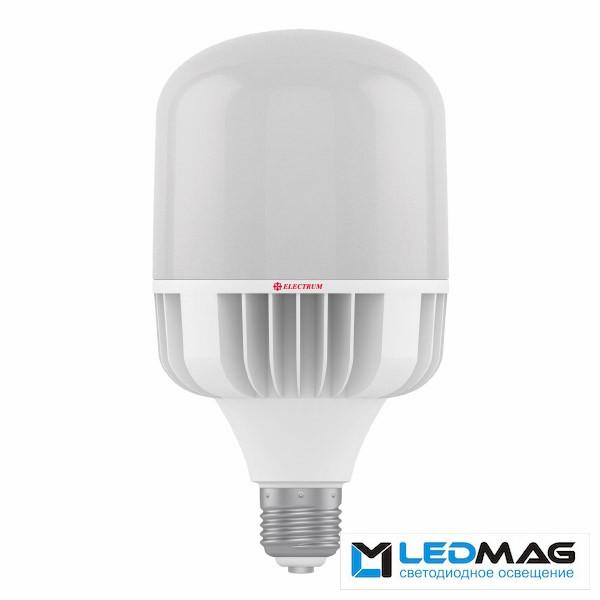 Светодиодная LED лампа ELECTRUM 95Вт PAR PA LP-95 Е40 высокомощная промышленная Нейтральный белый 4000К