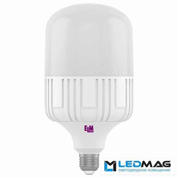 Светодиодные мощные LED лампы ELM 28Вт PA10 TOR Е27 Холодный белый 6500К промышленные