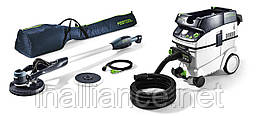 Шлифовальная машинка для стен и потолков LHS-E 225/CTL36-Set Festool 574857