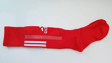 Гетры футбольные ADIDAS (реплика) красные