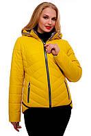 """Модная женская куртка от ROLANA """"Лимон"""""""