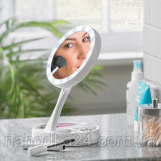 Зеркало с led подсветкойMy Foldaway Mirror для макияжа, фото 3