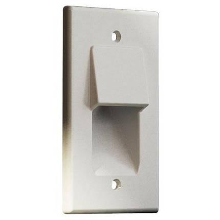 Панель для крепления и укладки кабеля на стене CS01-1, фото 2