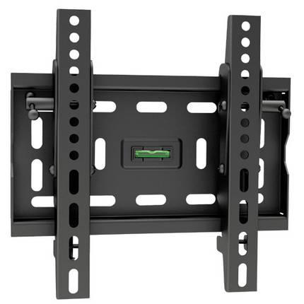 Крепление для телевизора, TV, LED/LCD монитора настенное BRATECK PLB-35XS BLACK, фото 2