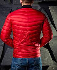 Куртка стьогана бомбер, фото 2
