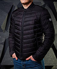 Куртка стьогана бомбер, фото 3