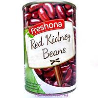 Фасоль вареная Red Kidney Beans 400 г