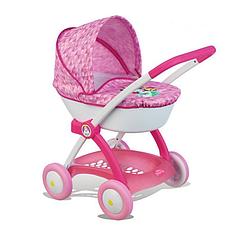 Коляска для куклы с люлькой Smoby Pico Disney Princess 254111
