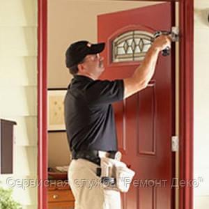 Установка дверей в Сумах