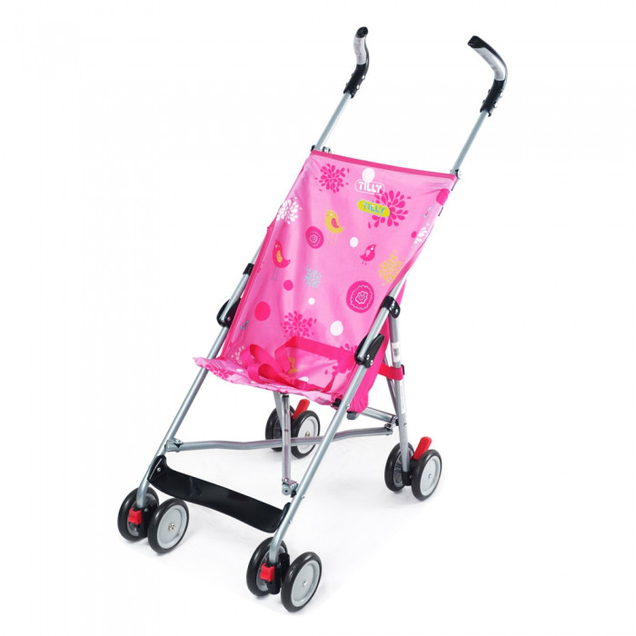 Коляска-трость Tilly Micro SB-0004 Pink